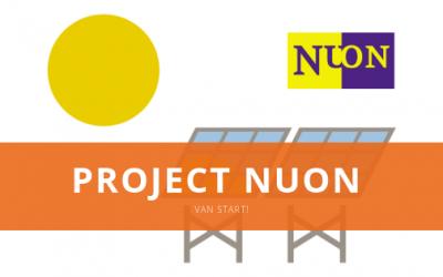 Project Nuon van start!
